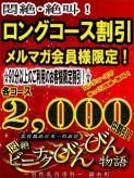 ロングコース割引!|錦糸町悶絶ビーチクびんびん物語でおすすめの女の子