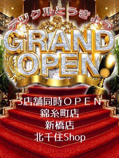 GrandOpen|デリクル東京錦糸町店 - 錦糸町風俗