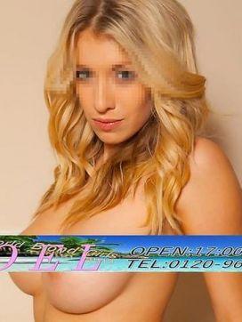 ミランダ|金髪外国人デリヘルノエルで評判の女の子