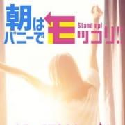 「朝は バニーで モッコリ!!」10/24(木) 00:01   ドMなバニーちゃん下関店のお得なニュース