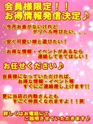 ☆会員様限定☆【お見逃しなく!!】