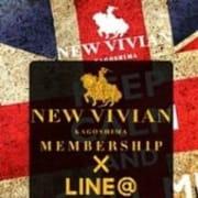 NEW VIVIAN MEMBERSHIP × LINE@ 会員募集中! NEWビビアン&ガールズコレクション
