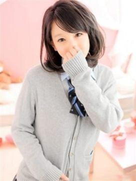 完全未経験・アリス|パイパンin制服少女で評判の女の子