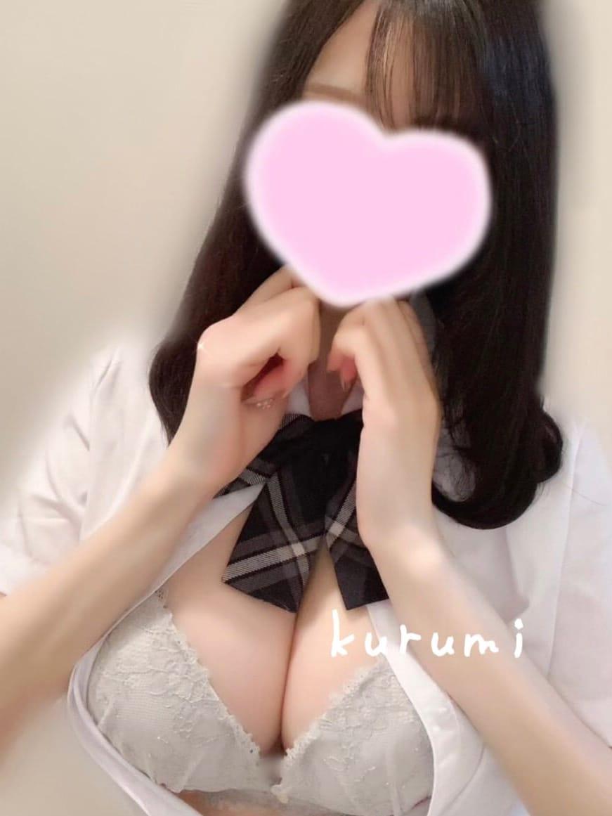 くるみ【清純色白アイドル♪】