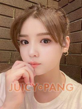 メグ Juicy Pang(ジューシーパン)で評判の女の子