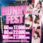 ★BUNNY FEST★|バニーコレクション別府店