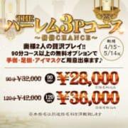 THEハーレム3Pコース~倍倍CHANCE~ One More 奥様 立川店