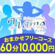 「おまかせ♥♥フリーコース」10/19(金) 14:49 | ティアモのお得なニュース