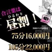 「※お昼限定の超お得イベント開催中♪♪」05/22(火) 09:45   ギャルズネットワーク奈良店のお得なニュース