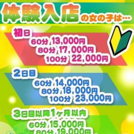 「新人キャンペーン♪」11/21(火) 18:01   COCOのお得なニュース