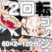「2回転コンシェル」03/20(火) 18:50 | ワンダーホールのお得なニュース