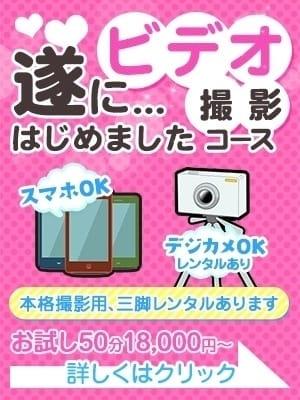 動画撮影コース