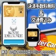 「クレジットカード決済手数料0%」03/24(日) 20:41 | KOBE DESIREのお得なニュース