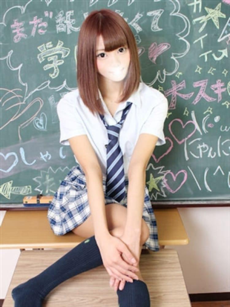 あむ(激カワ渋谷No.1デリヘル まだ舐めたくて学園渋谷校)のプロフ写真3枚目