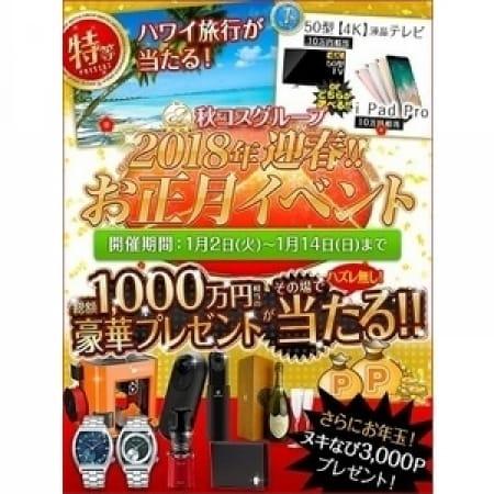 「2018年 迎春!!お正月イベント」01/14(日) 00:15 | 秋葉原コスプレ学園のお得なニュース