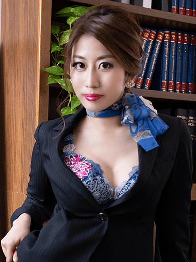 ミサキ秘書の身体を徹底解剖