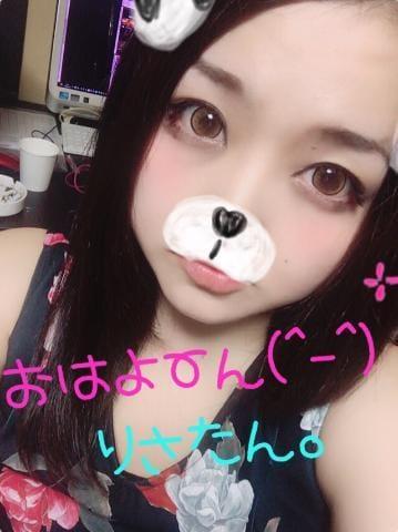 「おはよーん(*´∇`*)」01/12(01/12) 09:00 | りさの写メ・風俗動画