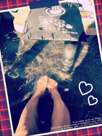 「今日は、嵐山でリラックマ茶房と足湯に行ってきました(*´꒳`*)」12/06(12/06) 20:32 | マユの写メ・風俗動画
