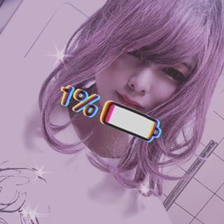 「充電1%」04/12(04/12) 11:52   なるみの写メ・風俗動画