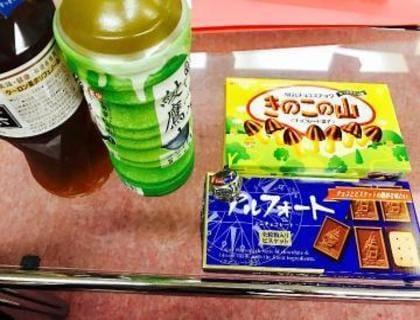 「お菓子、いただきました( ^∀^)?」04/16(04/16) 17:30 | 三上 すみれの写メ・風俗動画
