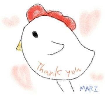 「Thank You゚+(人・∀・*)+。♪」04/16(04/16) 22:30 | まりの写メ・風俗動画