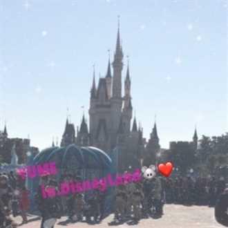 「ゆちゃんinディズニーランド」01/10(01/10) 16:23 | Yume ユメの写メ・風俗動画