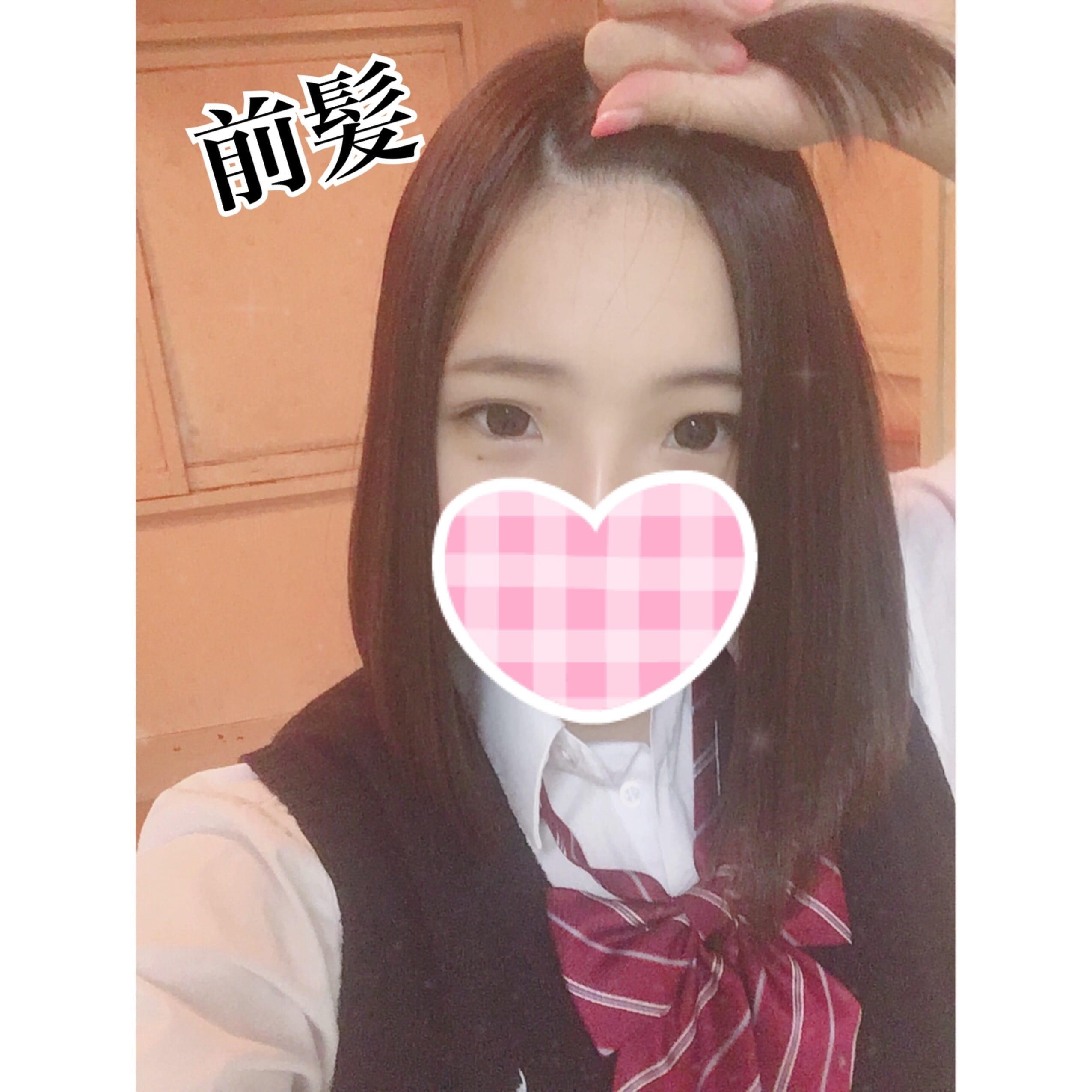 「前髪ぴょん」03/22(03/22) 08:12 | チィの写メ・風俗動画