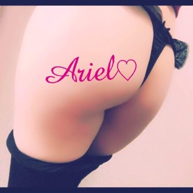 「本日出勤♡」04/03(04/03) 20:16 | Ariel アリエルの写メ・風俗動画