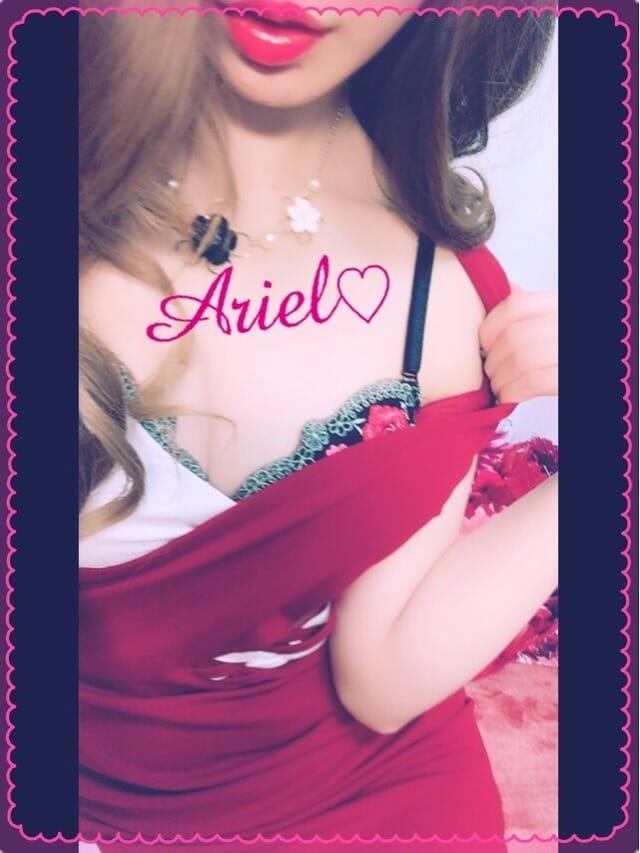 「(_*˘_³˘)♡♡♡」04/04(04/04) 01:19 | Ariel アリエルの写メ・風俗動画