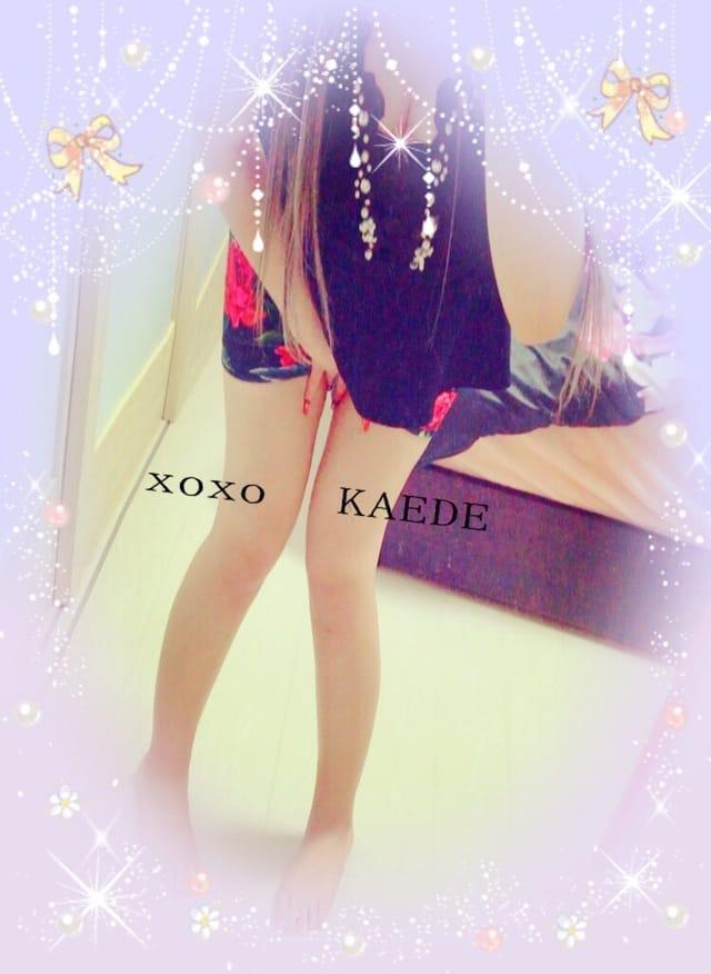 「✭*.+゚♥お誘いありがとうなの♥✭*.+゚」04/25(04/25) 19:27 | Kaede カエデの写メ・風俗動画