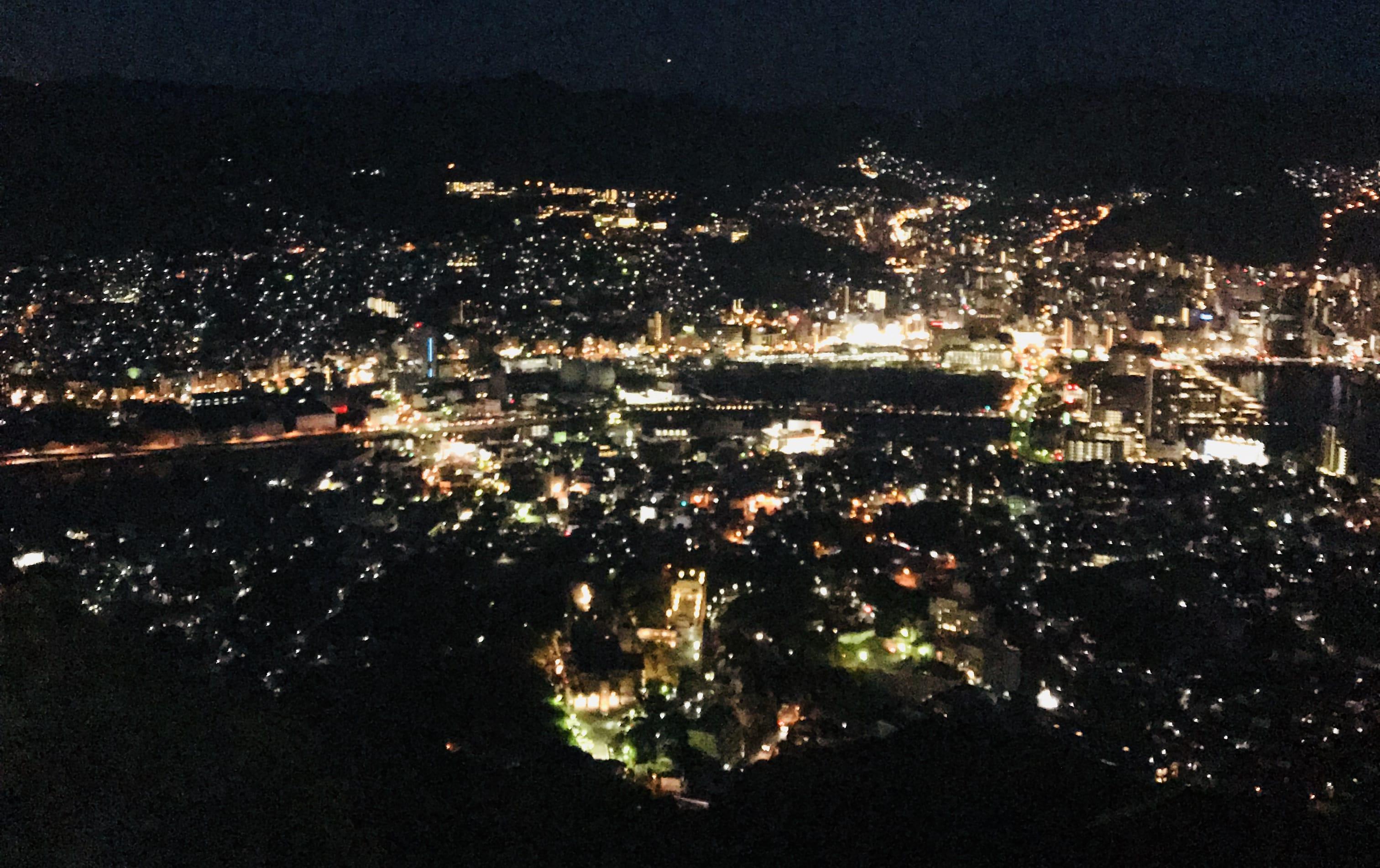 「長崎さるき【7】稲佐山」05/07(05/07) 07:59 | 西 けいこの写メ・風俗動画