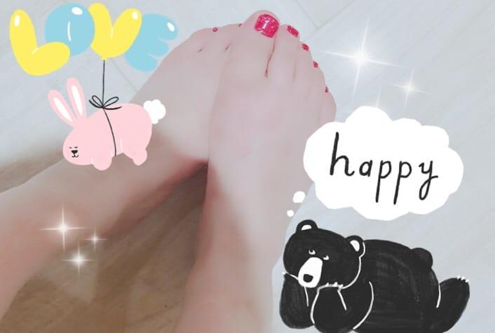 「ペディキュア塗りました」05/07(05/07) 17:09 | 紗季の写メ・風俗動画