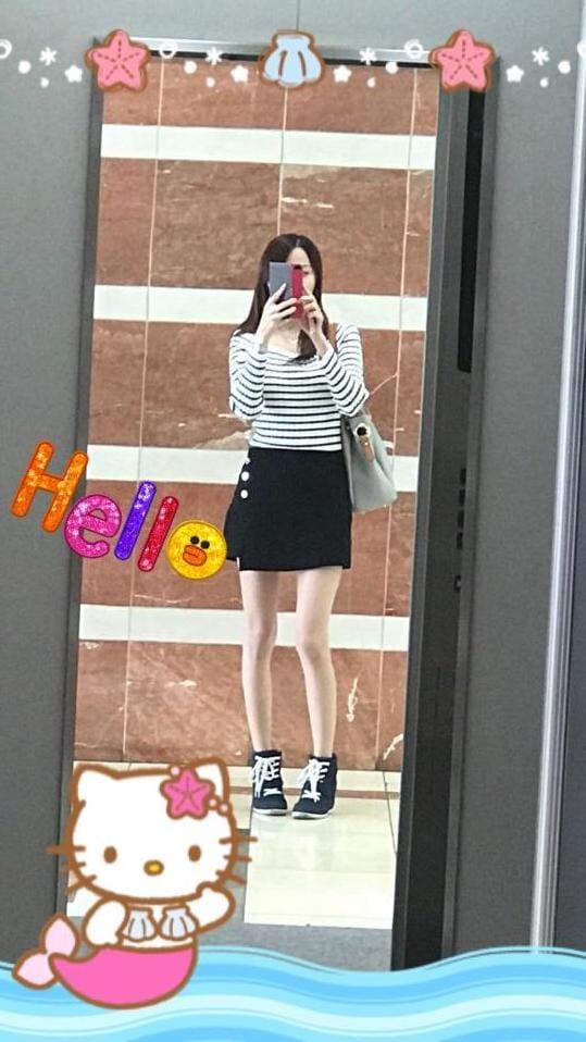 「のいです!^ ^」05/09(05/09) 15:35 | 24歳未経験モデル系新人/ノイの写メ・風俗動画