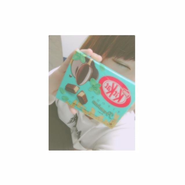 「チョコミント〜♡」06/03(06/03) 09:46 | もこの写メ・風俗動画