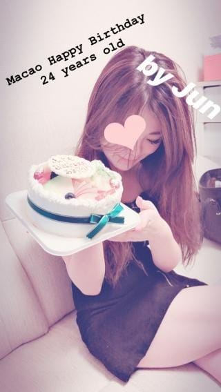 「Birthday♡♡」07/15(07/15) 18:56 | じゅんの写メ・風俗動画
