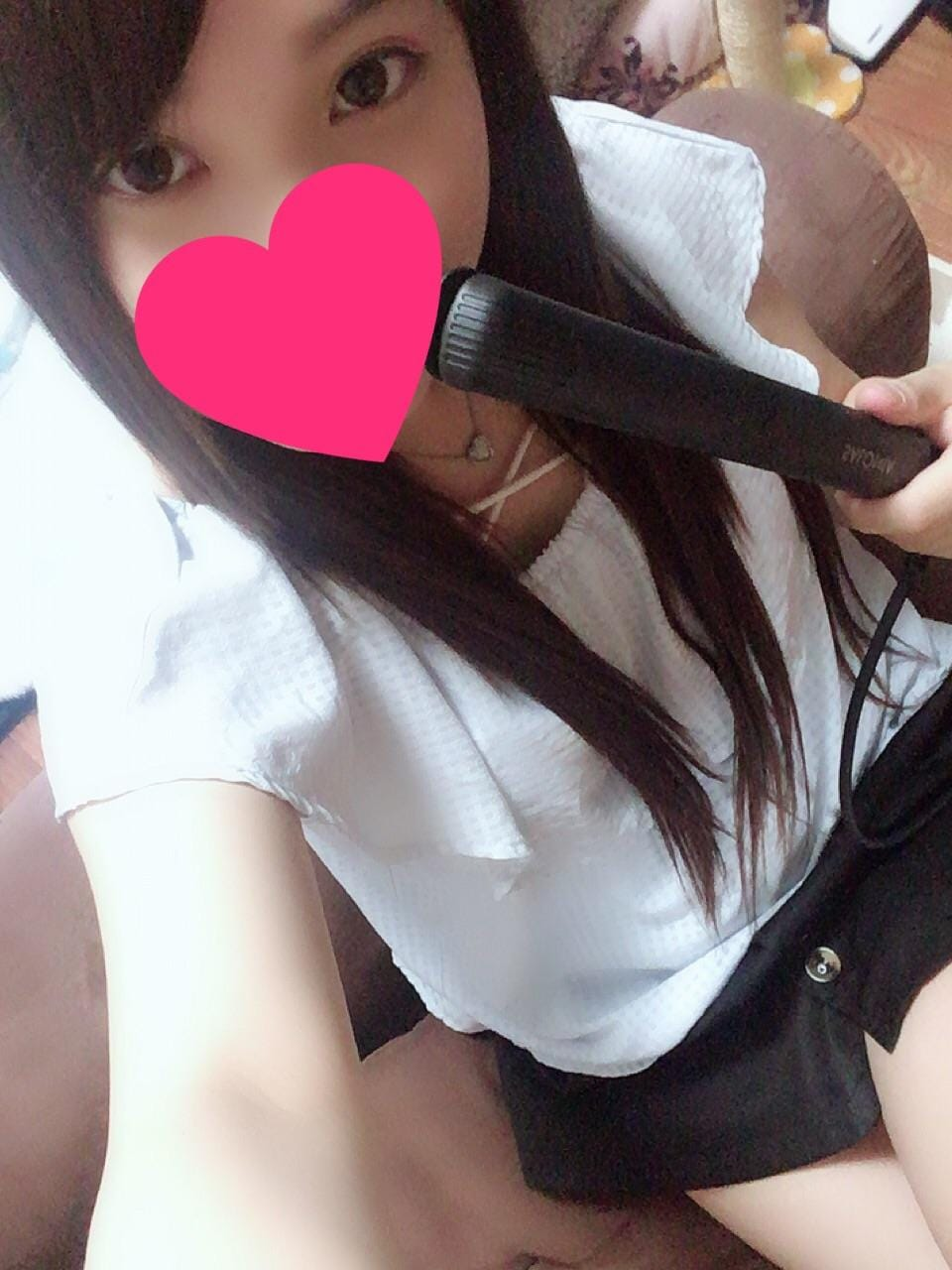 「アイロン変えたよ〜(´ ??ω??)っ⌒ ??.」07/20(07/20) 13:17 | あいの写メ・風俗動画