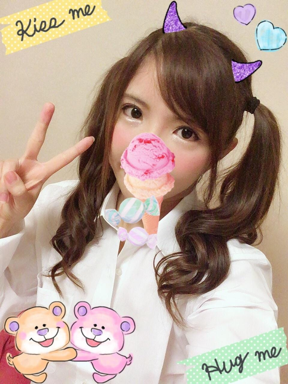 「Yシャツday♡」07/24(07/24) 13:59 | みなみの写メ・風俗動画