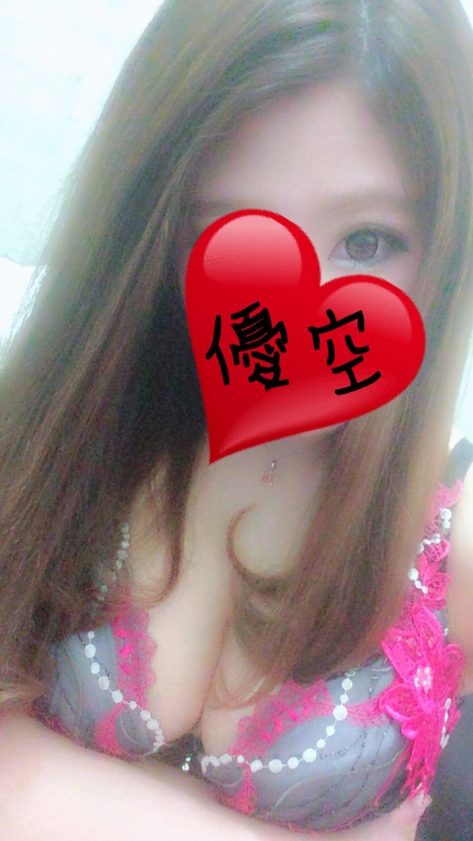 「やっほー」08/01(08/01) 18:32 | 優空(そら)【要予約】5/16入店の写メ・風俗動画