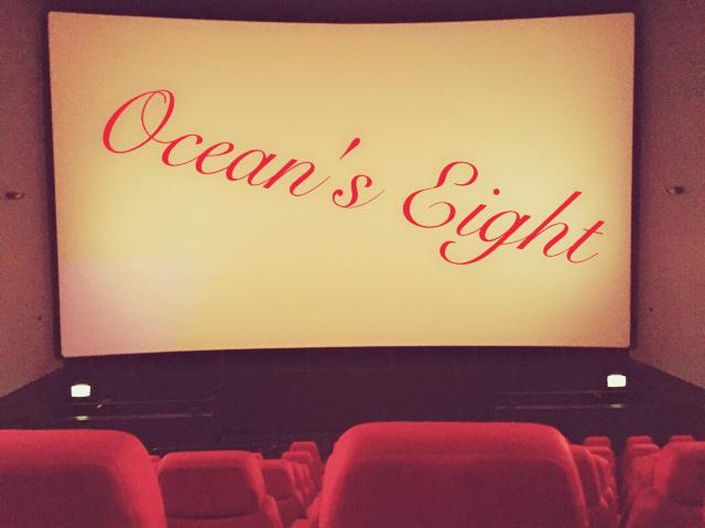 「OCEAN'S 8」08/30(08/30) 21:09   かんなの写メ・風俗動画