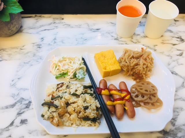 「朝食がっつり。」09/17(09/17) 08:21 | のぞみの写メ・風俗動画