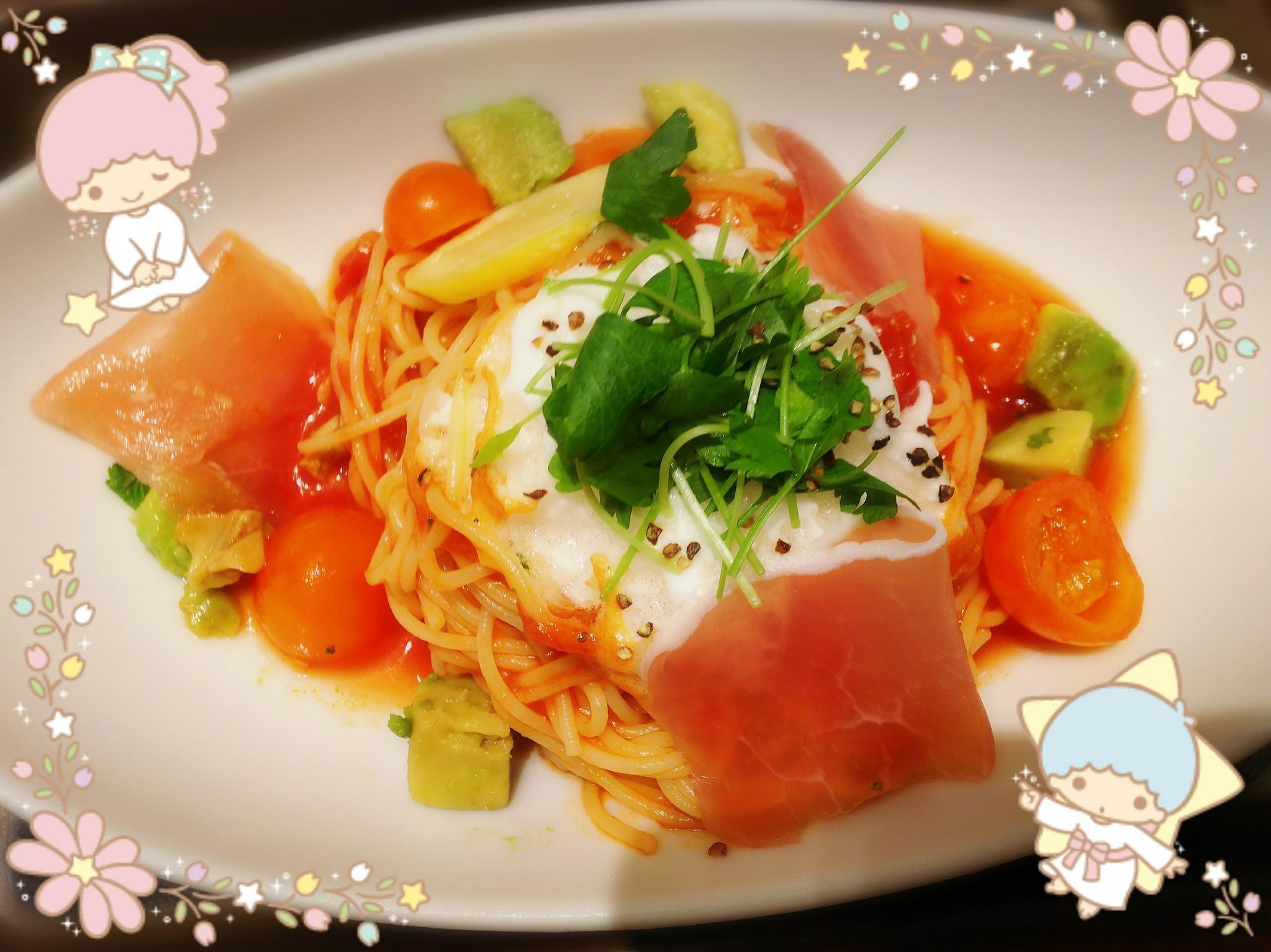「冷製トマトパスタ♪」09/17(09/17) 21:03   あいみの写メ・風俗動画
