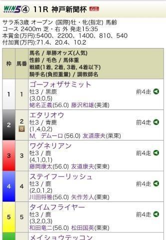 「神戸新聞杯  予想中」09/21(09/21) 15:15   絵梨子の写メ・風俗動画