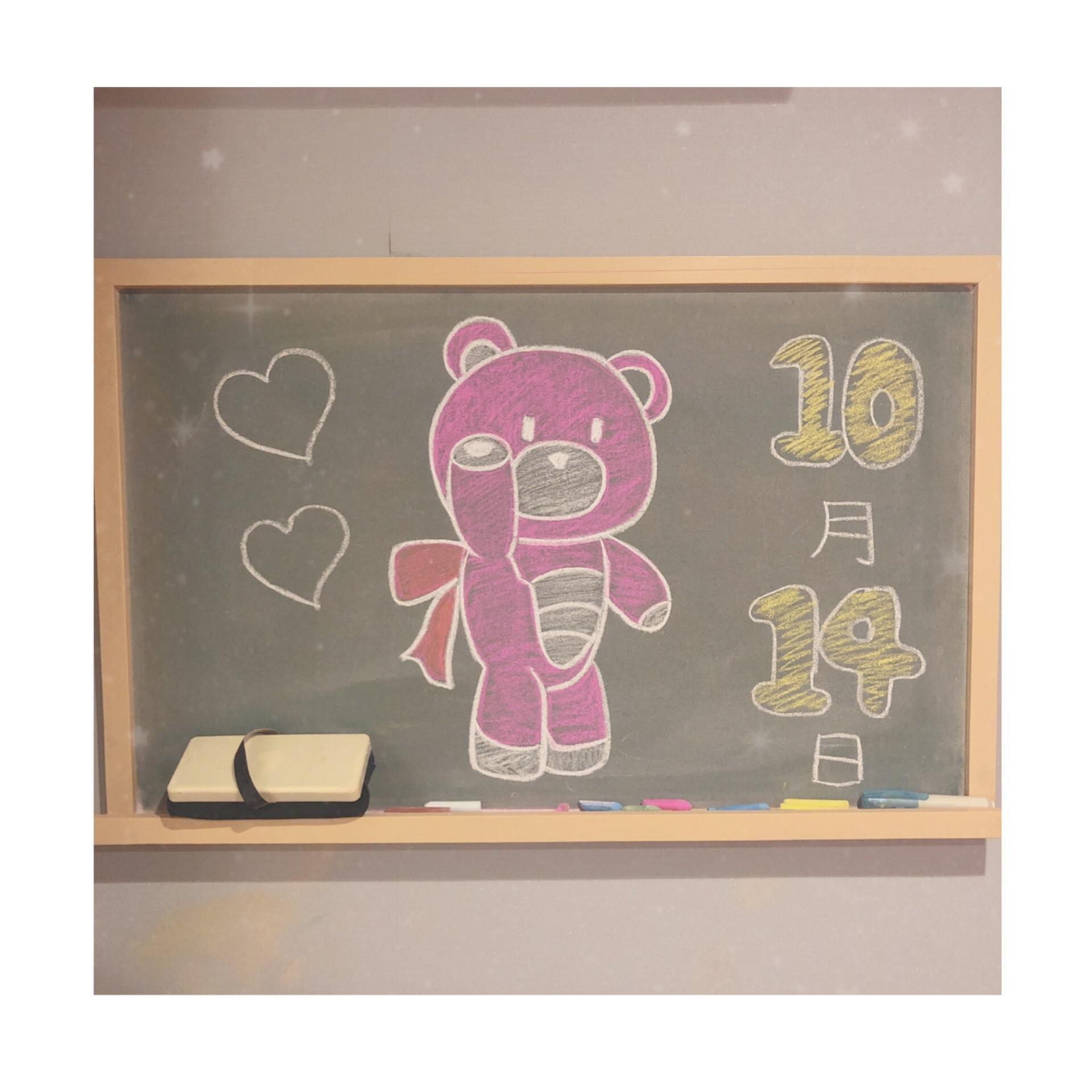 「今日の黒板依頼(   ??? )」10/14(10/14) 13:56   せなの写メ・風俗動画