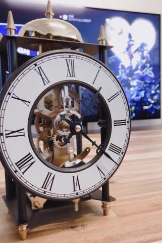 「置き時計、買いました。」10/17(10/17) 00:08 | なおの写メ・風俗動画