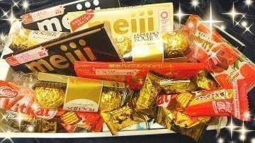 「チョコレートにうもれて☆」11/13(11/13) 10:15   みわの写メ・風俗動画