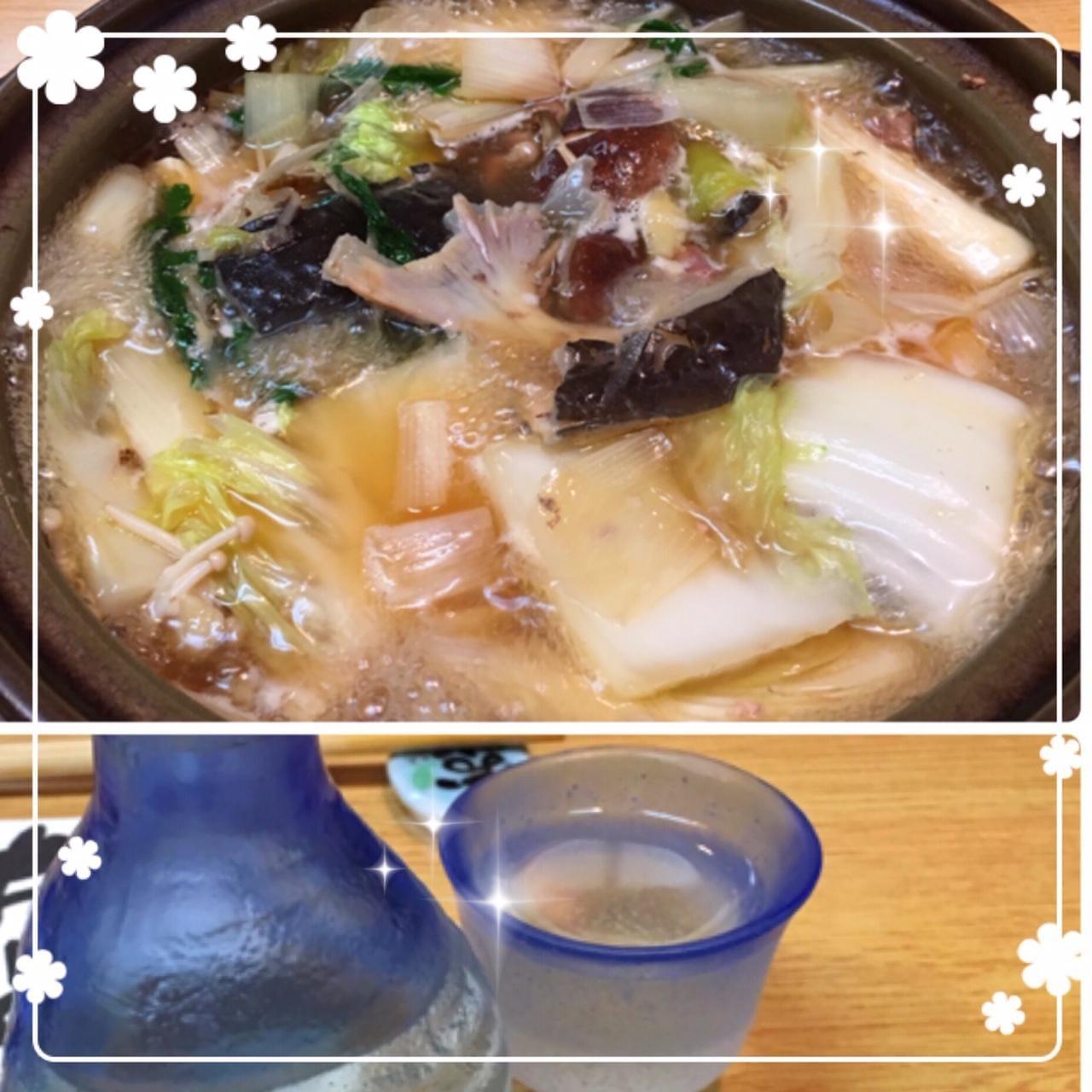「何のお鍋でしょう?」12/08(12/08) 10:29 | さくらこの写メ・風俗動画