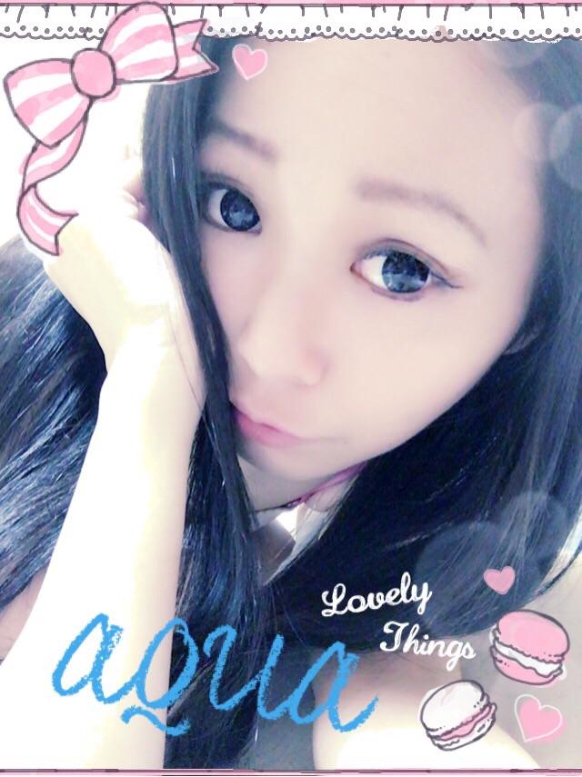 「ありがとー♡」04/26(04/26) 00:54   Aqua【アクア】の写メ・風俗動画