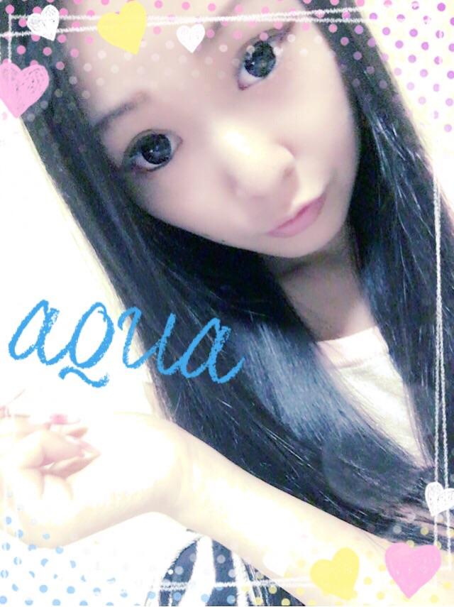 「ありがとー\ ♪♪ /」04/26(04/26) 02:31   Aqua【アクア】の写メ・風俗動画
