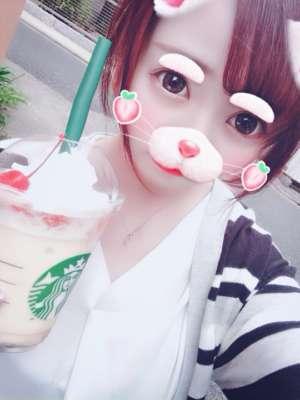 「スタバ飲んでるよ〜( *¯ ꒳¯* )」05/20(05/20) 16:33 | ゆらの写メ・風俗動画