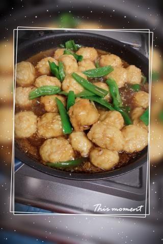 「鶏団子の甘酢あんかけ(*´?`*)?」06/09(06/09) 11:25 | しずかの写メ・風俗動画